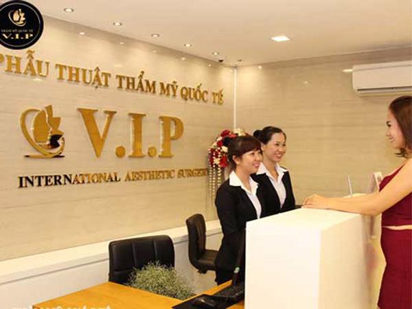 Đội ngũ nhân viên Thẩm mỹ viện Vip