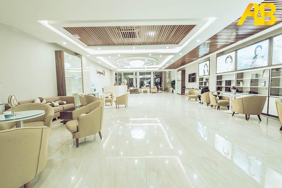 Bảng giá dịch vụ thẩm mỹ viện Kangnam