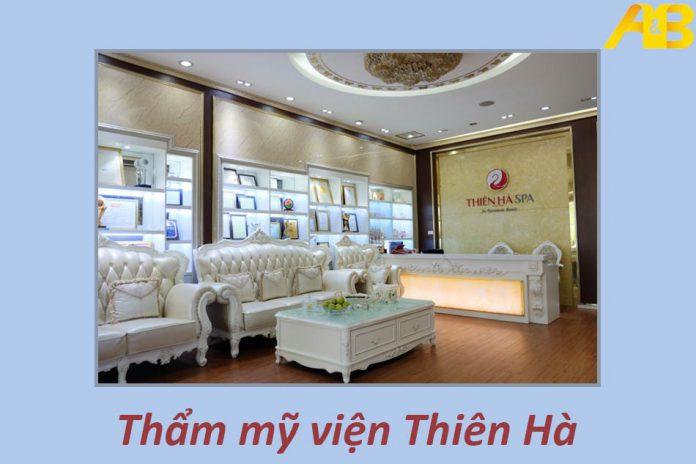 Thẩm mỹ viện Thiên Hà