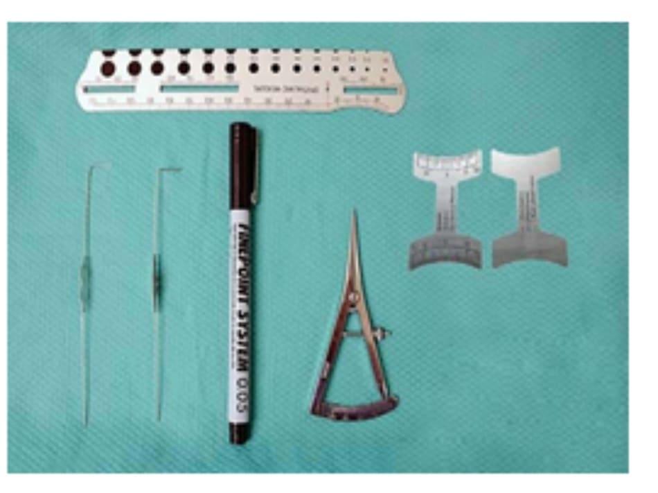 Hình 2-18 Dụng cụ đánh dấu.