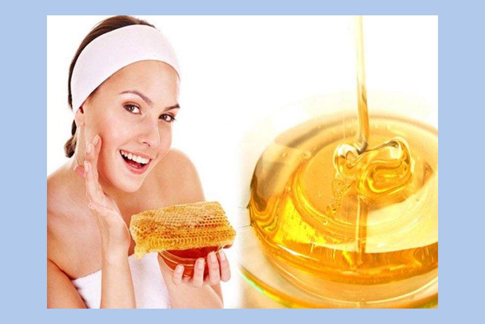 Bôi trực tiếp mật ong trị sẹo thâm hiệu quả
