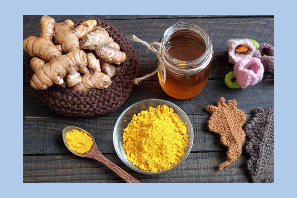 Cách trị sẹo thâm bằng nghệ và mật ong